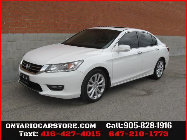 2014 Honda Accord Touring !!!1 OWNER NO ACCIDENTS!!! in