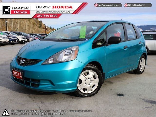 2014 Honda Fit DX-A in