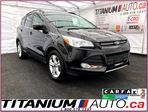 2015 Ford Escape SE 2.0+Camera+Pano Roof+Leather+Power Lift Gate+XM in London, Ontario