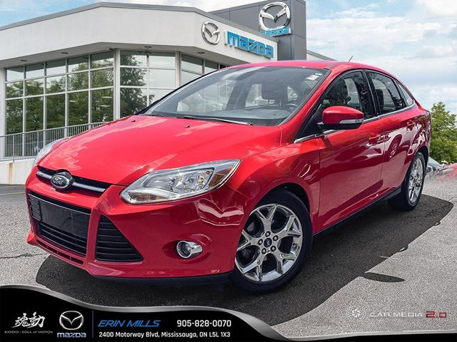 2012 FORD Focus SEL in Mississauga, Ontario