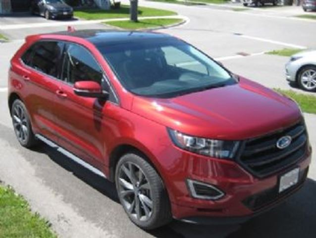 2018 FORD EDGE Sport AWD in Mississauga, Ontario