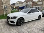 2018 Mercedes-Benz C-Class C 43 AMG 4MATIC w/ EXCESS WEAR/TEAR PROTECTION in Mississauga, Ontario
