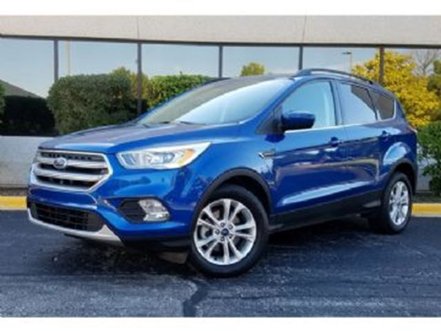 2017 FORD ESCAPE           in Mississauga, Ontario