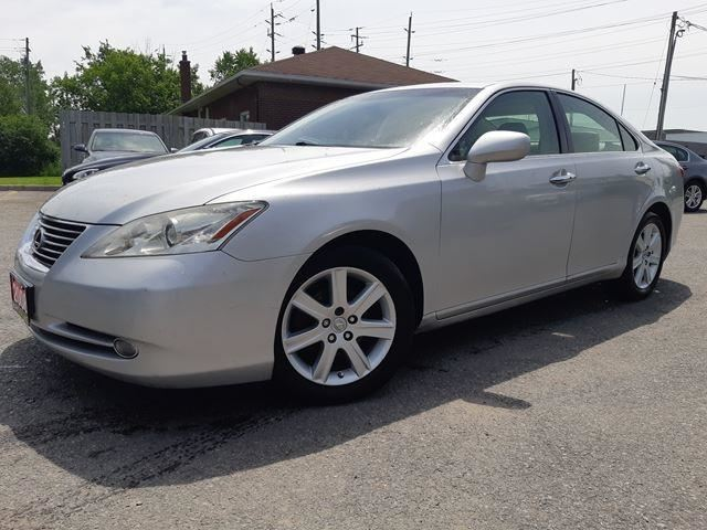 2008 LEXUS ES 350 BLUETOOTH, LEATHER, SUNROOF, ACCIDENT FREE, 154KM in Ottawa, Ontario