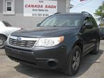 2011 Subaru Forester  AWD, BTOOTH, HEATED SEATS,12 M WRTY+SAFETY in Ottawa, Ontario