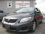 2009 Toyota Corolla AUTO, A/C, 2 STS OF TIRES, 12 M WRTY+SAFETY in Ottawa, Ontario