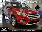 2017 Ford Escape Titanium - Leather Seats - Bluetooth in Calgary, Alberta