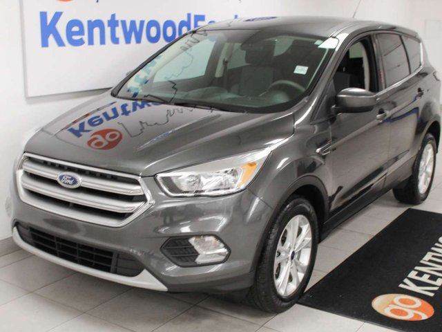 2017 FORD ESCAPE SE 4WD ecoboost with heated seats and a back up cam in Edmonton, Alberta