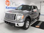 2012 Ford F-150 XLT XTR 4x4 with keyless entry. Sometimes simple is better in Edmonton, Alberta