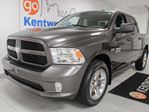 2017 Dodge RAM 1500 ST 5.7L HEMI 4x4 6-seater grey on grey in Edmonton, Alberta