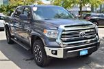 2017 Toyota Tundra 4x4 CrewMax SR5 Plus 5.7 6A in Richmond, British Columbia