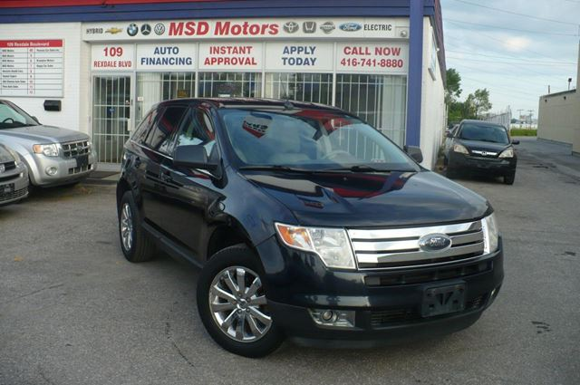 2009 Ford Edge Limited in