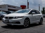 2015 Honda Civic LX Sedan CVT in Burlington, Ontario