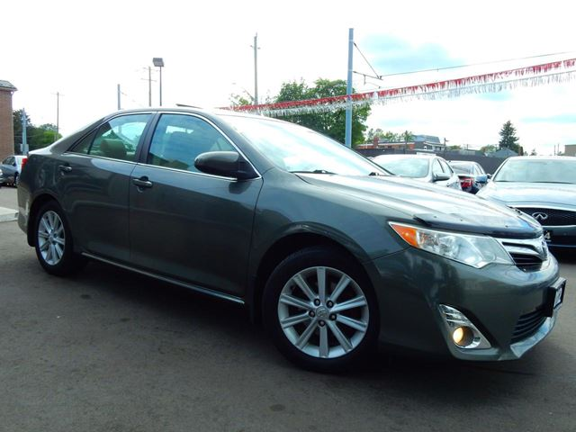 2012 TOYOTA CAMRY XLE.Navigation.Camera.Leather.Roof.One Owner.12 in Kitchener, Ontario