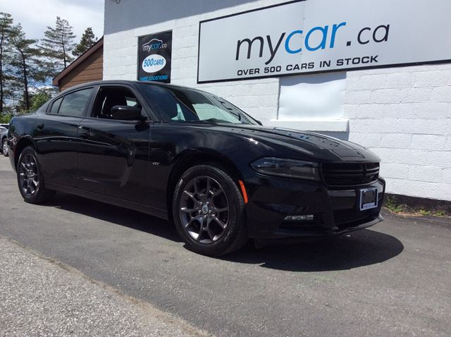 2018 Dodge Charger GT GT AWD!! MYCAR POWERBUY in