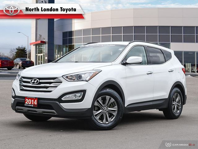 2014 Hyundai Santa Fe 2.4 One Owner, No Accidents in