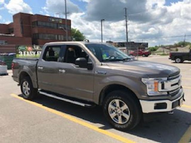 2018 FORD F-150 XLT 4WD SuperCrew 5.5' Box $325.21 BIWEEKLY in Mississauga, Ontario