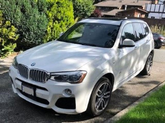 2016 BMW X3 AWD xDrive28i ~LOADED~ in Mississauga, Ontario