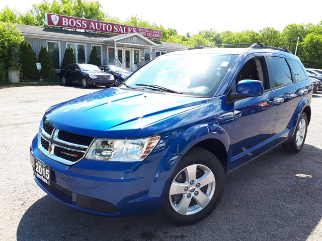 2015 Dodge Journey SE Plus in