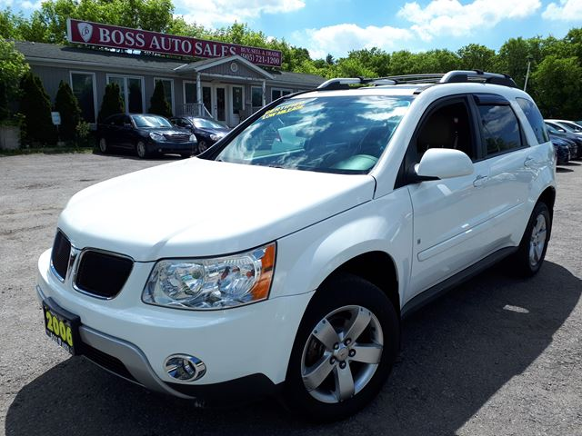 2006 Pontiac Torrent AWD in