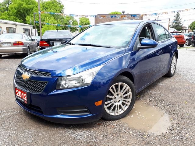 2012 Chevrolet Cruze Eco w/1SA,Certified in