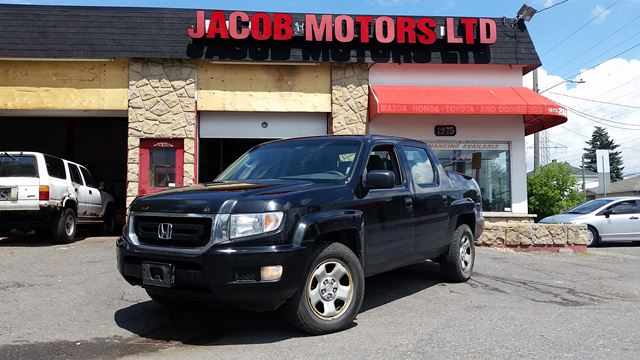 2009 Honda Ridgeline DX in