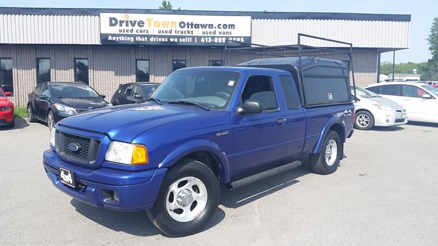 2005 Ford Ranger XL SUPER CAB 4X4 in