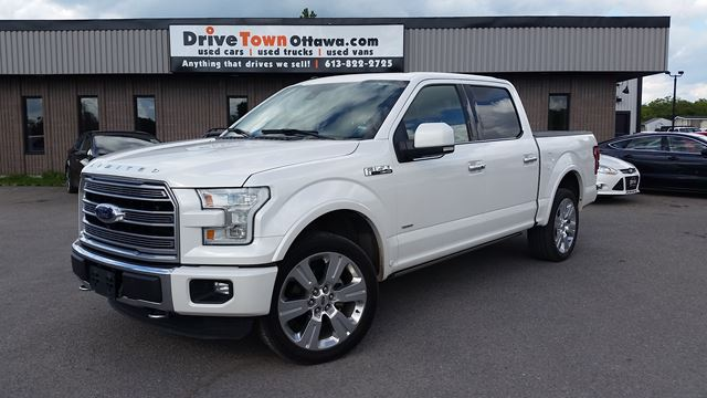 2016 Ford F-150 Limited in