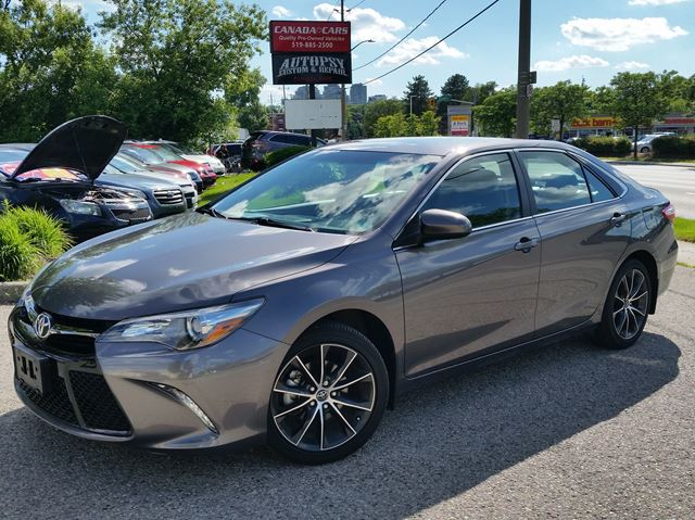 2015 Toyota Camry XSE in