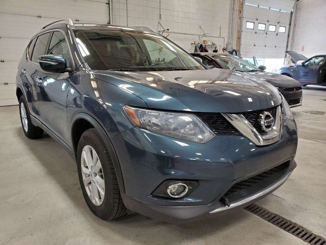 2014 NISSAN Rogue SV 4dr AWD Sport Utility in Calgary, Alberta