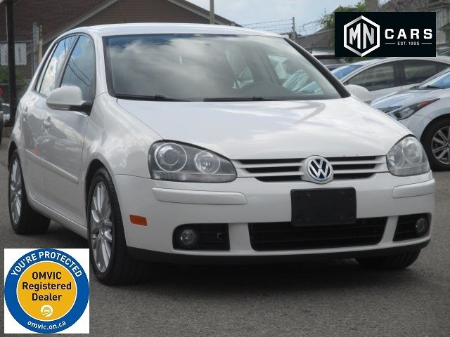 2009 Volkswagen Rabbit 4-Door S in