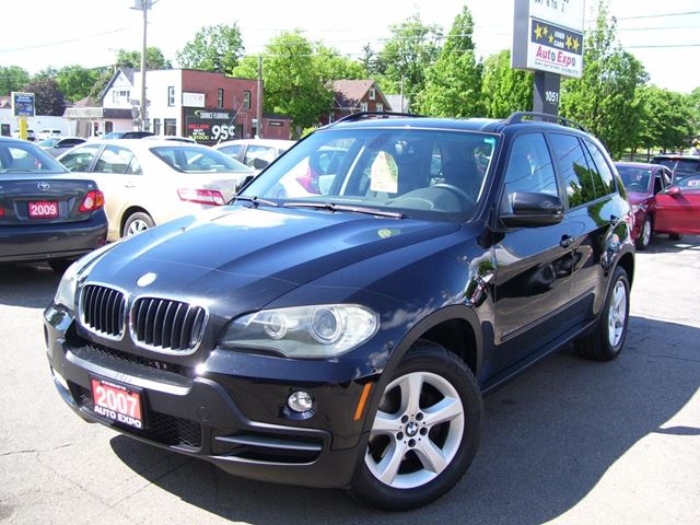 2007 BMW X5 3.0si,AWD,CERTIFIE,NO ACCIDENT,LEATHER,LOADED in