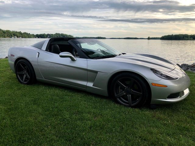 2005 Chevrolet Corvette Targa Manual Only 62300 km in
