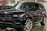 2016 Land Rover Range Rover Sport V8 Supercharged SC  5.0L SUPERCHARGED 510HP in Oakville, Ontario