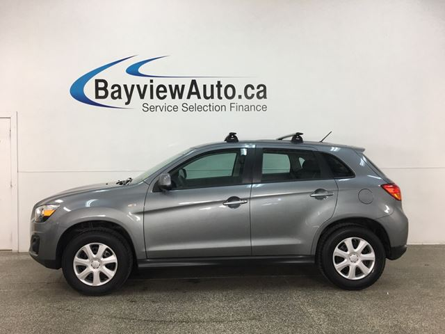 2015 MITSUBISHI RVR ES - 5SPD! HEATED SEATS! HITCH! A/C! PWR GROUP! in Belleville, Ontario
