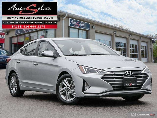 2019 Hyundai Elantra ONLY 29K! **PREFERRED MDL**SUNROOF**BACK-UP CAM in Scarborough, Ontario