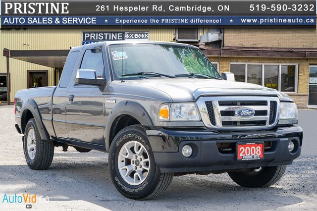 2008 Ford Ranger FX4 SuperCab FX4 4X4 Only 128km Rust Free  in