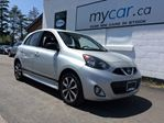 2015 Nissan Micra SR POWERGROUP, A/C, AWESOME BUY!! in Richmond, Ontario