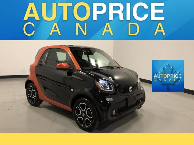 2018 SMART FORTWO ELECTRIC DRIVE Passion in Mississauga, Ontario