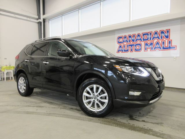 2019 NISSAN Rogue SV AWD, HTD. SEATS, BT, CAMERA, 16K! in Stittsville, Ontario