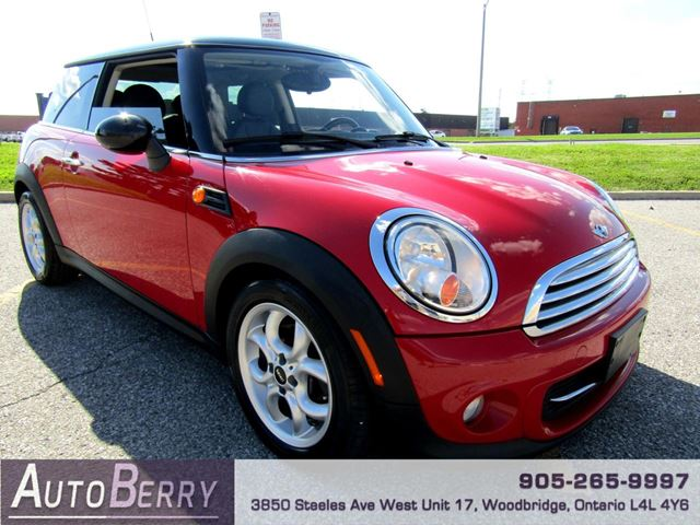 2013 MINI COOPER Hardtop - 1.6L - Pano in Woodbridge, Ontario