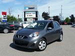 2017 Nissan Micra ONLY $19 DOWN $49/WKLY!! in Ottawa, Ontario