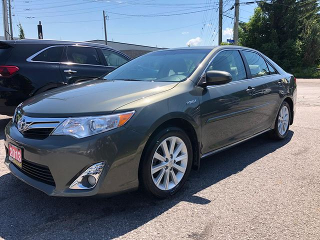 2013 Toyota Camry Hybrid 2 50 XLE, ACCIDENT FREE, NAVIGATION