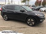 2015 Honda CR-V Touring Reverse Assist Camera, Bluetooth, Navigation and More! in Waterloo, Ontario