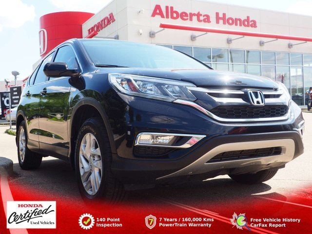 2016 HONDA CR-V SE. AWD. Low KMs. Accident Free. 2 Sets of Tires and Rims. Back-up Cam. A/C. Heated Seats. Proximity Entry. Bluetooth. Cruise Control. in Edmonton, Alberta