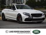 2017 Mercedes-Benz C-Class Cabriolet in Vancouver, British Columbia