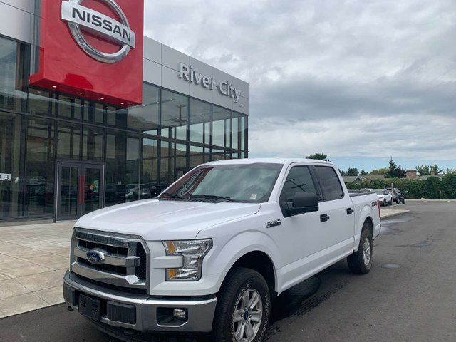 2015 FORD F-150 XLT in Kamloops, British Columbia