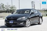 2014 Kia Optima EX 1Owner Certified Serviced CleanCarfax WeFinance in Toronto, Ontario