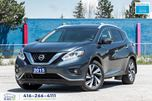 2015 Nissan Murano Platinum 1owner CleanCarfax CertifiedServicedClean in Toronto, Ontario