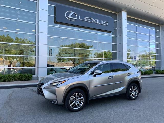 2017 LEXUS NX 200T 6A in Richmond, British Columbia